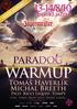 Warm up Paradog párty