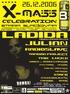 X-MASS CELEBRATION 12/2006