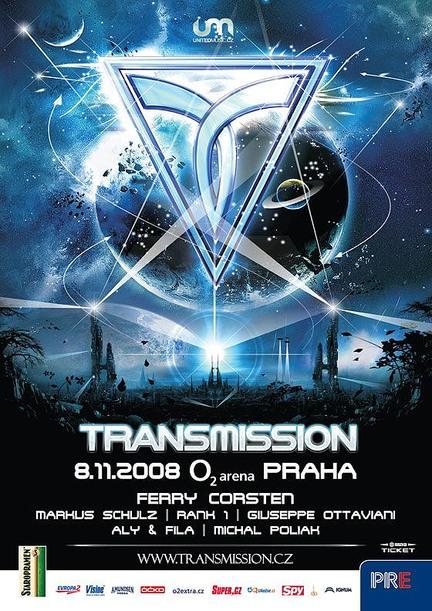 Transmission - 8.11.2008 - Praha