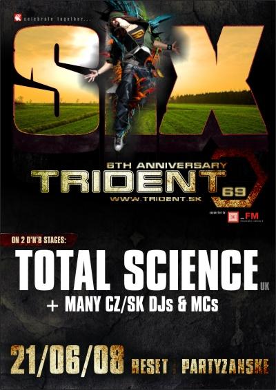 "[[[TRIDENT69 ""6th anniversary"""