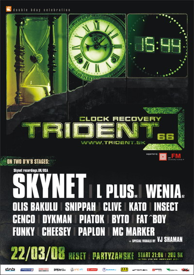 Trident 66 - poster