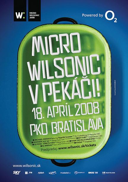 micro.Wilsonic 2008 @ PKO